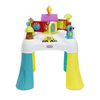 Little Tikes 3-in-1 Switcharoo Activity Table with take-along activity toy