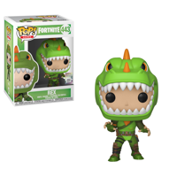 Funko POP! Games: Fortnite S1a - Rex