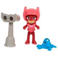 PJ Masks Hero Boost Figure Set - Owlette