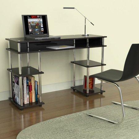 Convenience Concepts Designs2Go No Tools Student Desk, Multiple (Blue Ocean Desk)