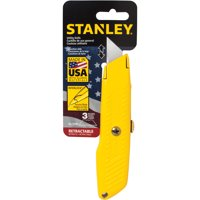 STANLEY Yellow Utility Knife | 10-379Y