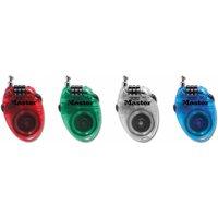 Master Lock 4603D Retractable Cable Locks