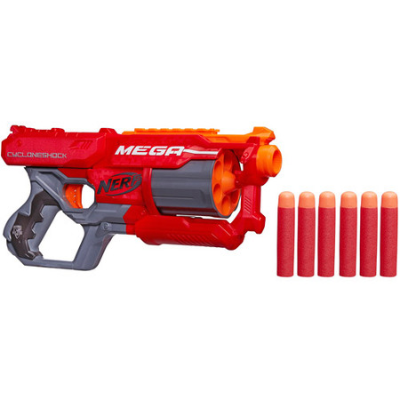 Nerf N-Strike Mega (Best Nerf Gift For A 7 Year Old Boys)