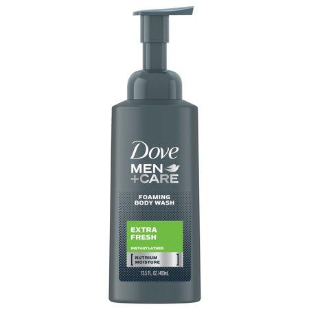 Body Works Foam - (2 pack) Dove Men+Care Extra Fresh Foaming Body Wash, 13.5 oz