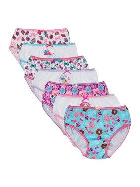 Jojo Siwa Girls Underwear, 7 Pack