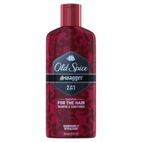 Old Spice Swagger 2in1 Men's Shampoo and Conditioner 12 Fl Oz