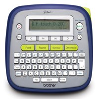 PT-D200G Easy to Use Brother P-Touch Label Maker