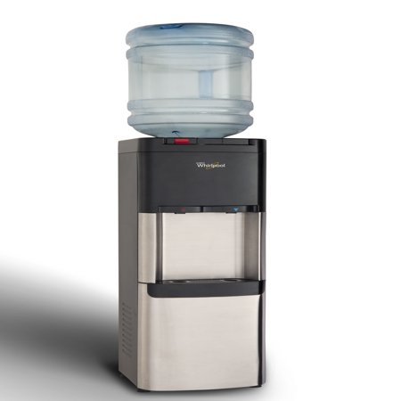 Whirlpool Stainless Steel Top-Load Water Dispenser Water Cooler
