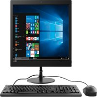 """Lenovo IdeaCentre 330-20AST F0D8001LUS All-in-One Computer - AMD E-Series E2-9000 1.8GHz - 4GB DDR4 SDRAM - 500GB HDD - 19.5""""Display - Windows 10 Home"""
