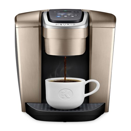 Keurig K-Elite, Single Serve K-Cup Pod Coffee Maker, Gold ...