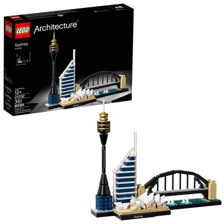 Chicago Architecture Buildings (LEGO Architecture Sydney 21032 Building Set (361 Pieces))