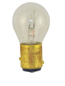 Replacement for BOMBARDIER GTX 550 550CC SNOWMOBILE LIGHT BULB YEAR 2009 10 PACK replacement light bulb lamp