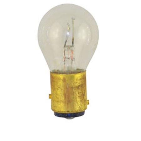 Replacement for DODGE SHADOW YEAR 1993 BRAKE LIGHT 10 PACK replacement light bulb lamp
