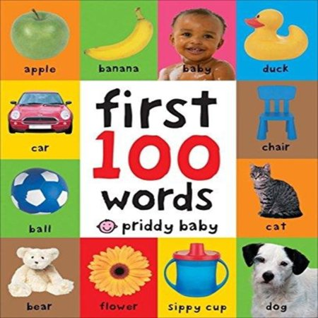 FIRST 100 WORDS Babys Very First Book
