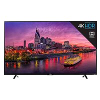 "Refurbished TCL 55"" Class 4K (2160p) HDR Roku Smart LED TV (55P605)"