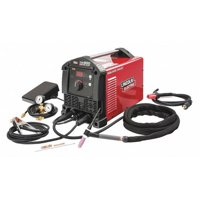 "LINCOLN ELECTRIC TIG Welder,Medium Class,14""H x 10-3/4""  K5126-1"