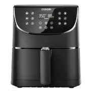 COSORI 5.8 Quart Air Fryer Electric Hot Air Fryers Oven Oilless Cooker 1700 Watt, 2-Year Warranty,Model #CP158-AF