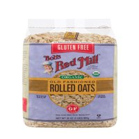 Bob's Red Mill Gluten Free Rolled Oats, Old Fashioned, 32 Oz