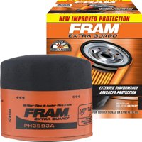 FRAM Extra Guard Oil Filter, PH3593A