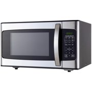 Hamilton Beach 1.1 Cu. Ft. 1000 Watt Microwave, Stainless Steel