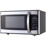 Hamilton Beach 1.1 Cu. Ft. 1000 Watt Microwave, Stainless Steel