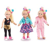 My Life As Day in the Life Clothing Set for 18in Doll - JoJo Siwa