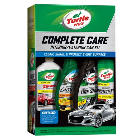 Turtle Wax Car Care Kit - Christmas Car Kit