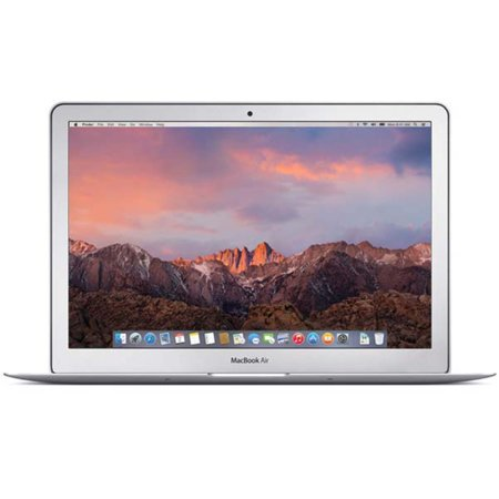 "Apple 13"" MacBook Air 1.3GHz Intel Core i5 / 4GB RAM, 128GB SSD(Refurbished)"