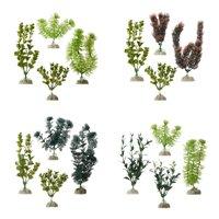 Aqua Culture Aquarium Plants Value Pack, 4 Count
