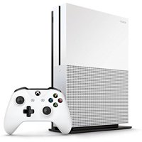 Refurbished Microsoft Xbox One S 500GB Console White Slim