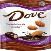 Dove Dark Chocolate Almond Candy, 5.5 Oz.