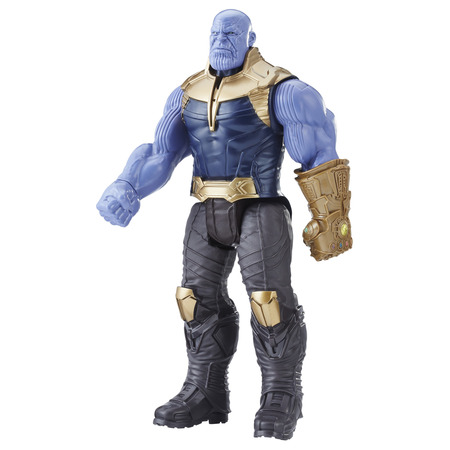 Marvel Infinity War Titan Hero Series Thanos with Titan Hero Power FX - Big Hero 6 Marvel