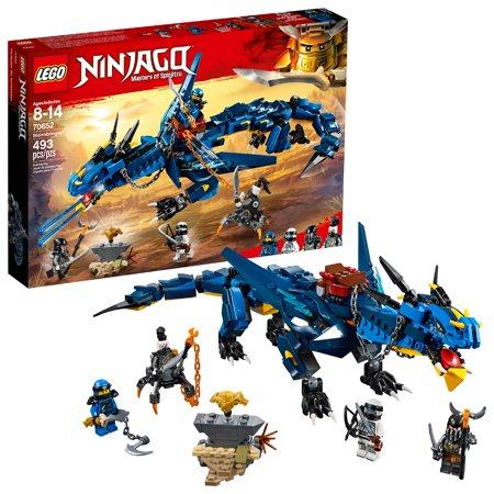 LEGO Ninjago Masters of Spinjitzu: Stormbringer 70652 (493