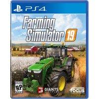 Farming Simulator 19, Maximum Games, PlayStation 4, 859529007096