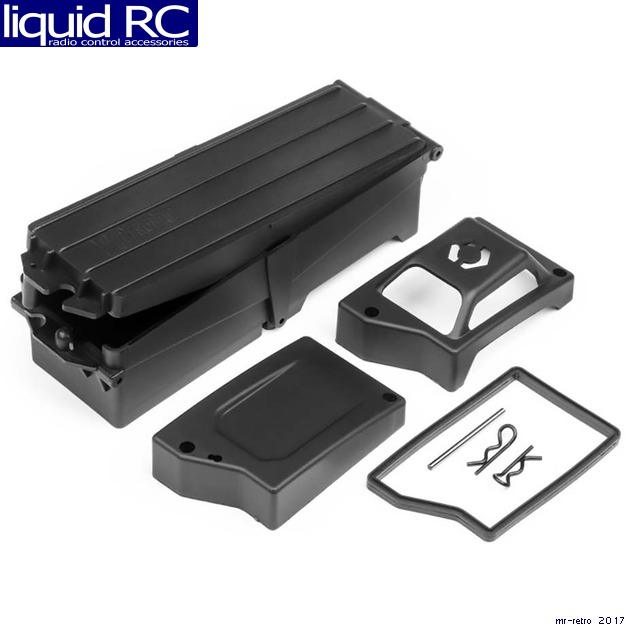 HPI 112655 Intake Air Reducer Set 19X46X9mm