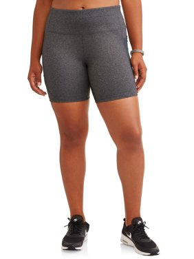 Women's Plus Active Circuit Shorts 7 inch inseam