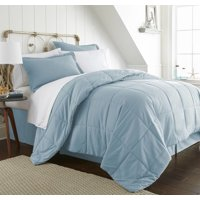 Becky Cameron 8 Piece Resort Style Soft Comfort Bed in a Bag Set - California King - Aqua