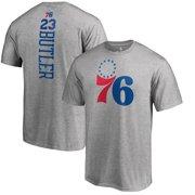 248261ba6 Jimmy Butler Philadelphia 76ers Fanatics Branded Backer T-Shirt - Heather  Gray