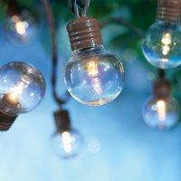 Mainstays 100ct Warm White Led Lights