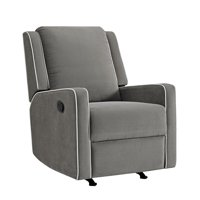 Baby Relax Robyn Rocking Recliner, Graphite Grey