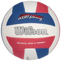 Wilson Super Soft Play Official Size & Weight Volleyball