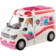 Barbie Care Clinic 2-in-1 Fun Playset for Ages 3Y+