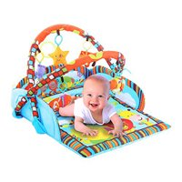 KARMAS PRODUCT Baby Soft Activity Center Play Gym Mats