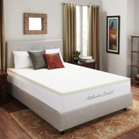 1.5-Inch Breathable Memory Foam Mattress Topper