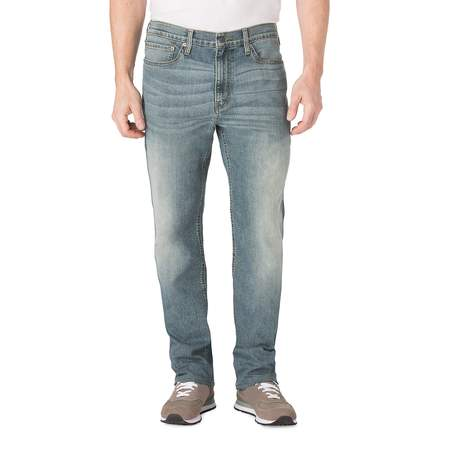 Easy Fit Jeans (Signature by Levi Strauss & Co. Men's Relaxed Fit)
