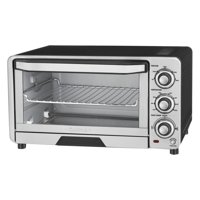 Cuisinart Custom Classic Toaster Oven Broiler, TOB-40N, Brushed Stainless