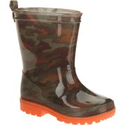 94c86ced0bf0c Camo Printed Toddler Boys' Jelly Rain Boots