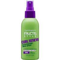 Garnier Fructis Style Curl Renew Reactivating Milk Spray, 5.0 fl oz