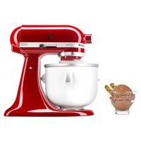 KitchenAid Ice Cream Maker Stand Mixer Attachment (KICA0WH)