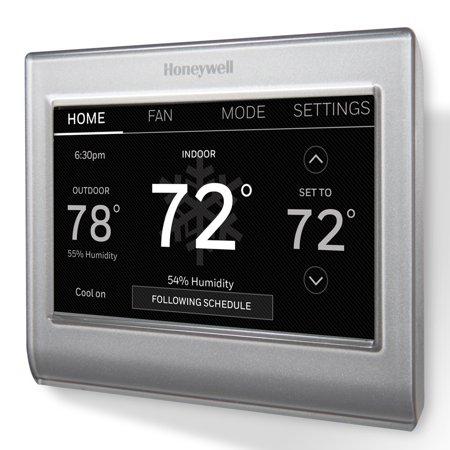Honeywell Rth9585wf Smart Thermostat No Hub Required Walmart Com